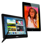 Samsung Galaxy Note 10.1 или Apple The New iPad?